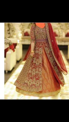 Beautiful Bridal dress in very reasonable price