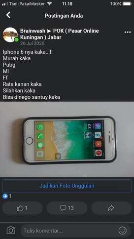 iphone 6 jual aja