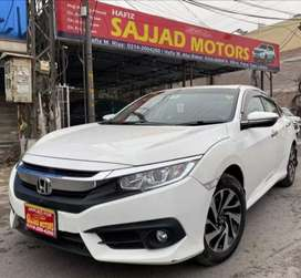Honda Civic Vti Oriel UG Taska Tv Model 2017