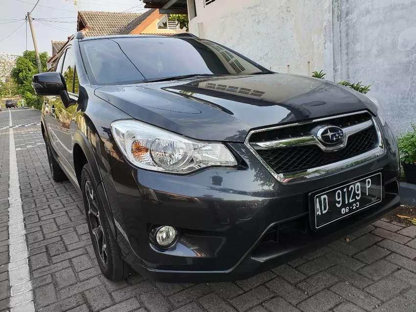 Subaru XV premium 2013 Istw 0