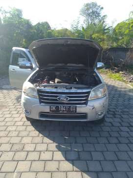 Ford everest tahun 2011