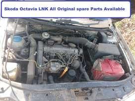*Skoda Octavia LNK All Original Spare Parts  Available