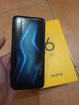 Realme 6 Pro 8/128gb mulus