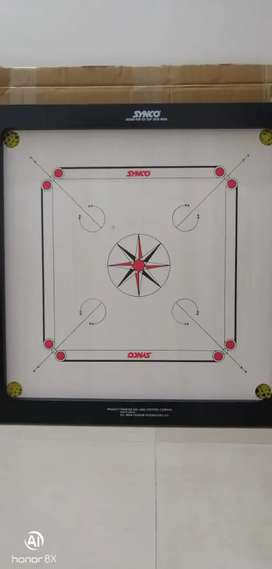 SYNCO BRAND NEW CARROM BOARD FORSELL