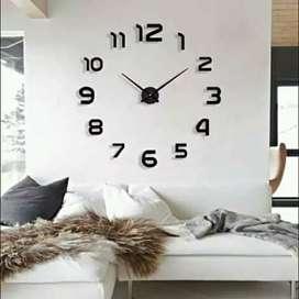 Jam Dinding Besar Unik