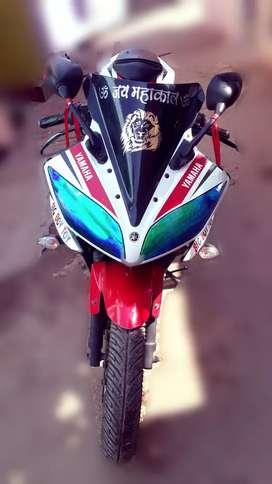 Yamaha R15 best condition