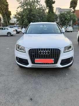 Audi Q5 2.0 TFSI quattro Technology Pack, 2014, Diesel