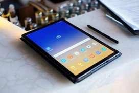 Samsung Galaxy Tab S4 Garansi 5 Bulan lagi