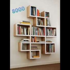 Book shelf (free home delivery)