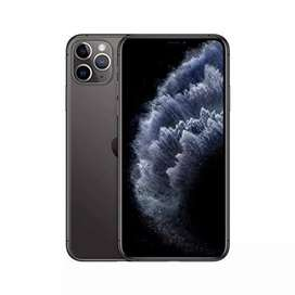I phone 11 pro max space grey