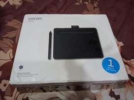 WACOM for drawing in your laptop/computer. NOT USED.