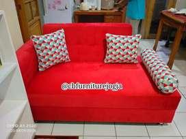 sofa santai harga murmer dan berkualitas .