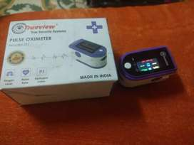 Portable laser Oximeter.. Trueview  brand new oxygen cheker