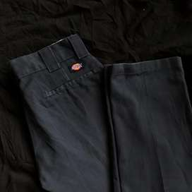 DICKIES LONG PANTS NAVY SECOND