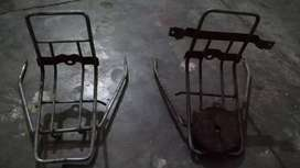 Genuine Front 2 carriers for 50cc