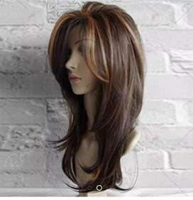Ladies hair wigs