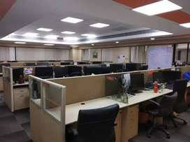 College road furnished office on rent