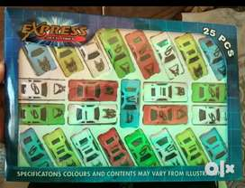 Set of 25 Cars For kids