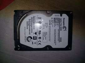 Laptop Ddr3 4gb ram 500gb hard for sale