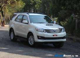 Booking start now Fortuner for marriage bookings