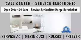 Service AC Tidak Dingin Servis Mesin Cuci Kulkas Candi Sidoarjo