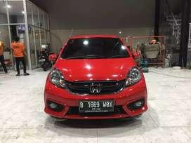Honda Brio Satya E CVT 2017