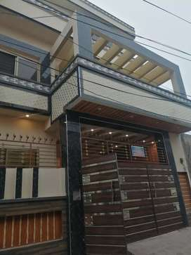 Double story house For sale Full New Construed