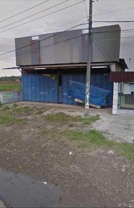 Disewakan Gudang 5 mnt dr Gerbang Tol Subang