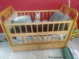 Baby Crib and Cradle