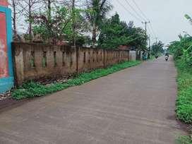 Tnh/Gudang pinggir jln.2km dari Jln Raya BojongSoang BuahBatu lt980m2