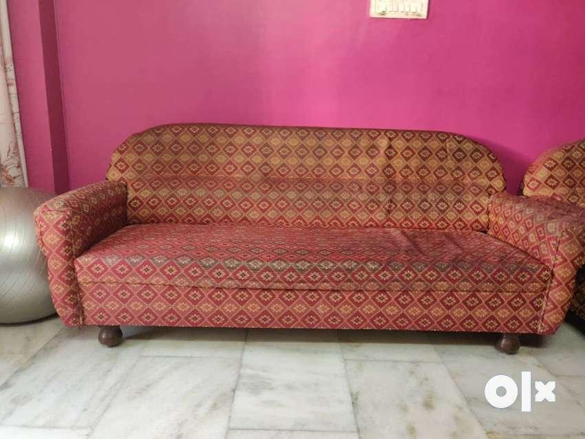 Cloth Sofa (3+1+1) 0