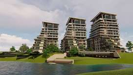 DEFENCE RAYA APARTMENT A PROJECT OF DHA 2 BED APARTMENT 30% DOWN PAY
