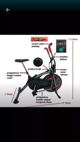 Nego.kabuh platinum bike multifungsi