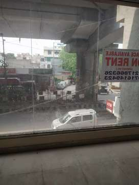 Commercial building for rent on main Najafgarh road Uttam naagr