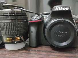 Nikon D5300 wifi mulus Kondisi 95%