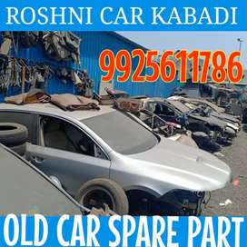 All old  type of spareparts  available at roshni  Motor kamrej Surat