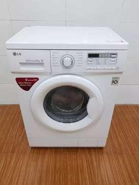 Lg direct drive white 6kg brand new  washing machine free shipping