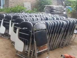 Kursi lipat kampus rekondisi ready stock