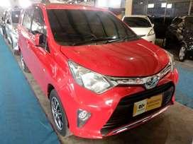 Toyota CALYA G Mt 2019,mulus terawat,Siap pakai#riskiBursa