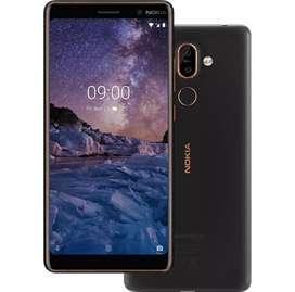 Nokia 7 Plus Excellent condition (1+ year)