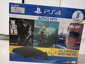 Sony PS 4 1 TB Black