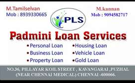 Padmini loan service and pls real estates