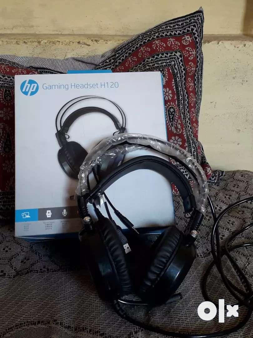 Hp Gaming Headset H120 0