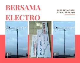 Paket Lengkap Pemasangan Signal Antena TV