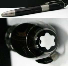Mont Blanc Deniel Defoe 2597/8000 Limited Edition Pen ( Rolex watch )