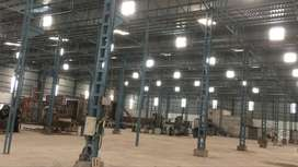45000sft warehouse space for rent in bollaram