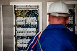 electrician for inverter company