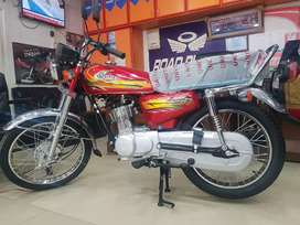 United 125cc new only