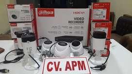 Paket CCTV DAHUA MURAH  LENGKAP PLUS PASANG DI muara gembong BKSI kab
