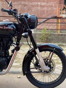 BS4 2019 Classic 350cc 6500km